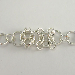 Step 15 Celtic Chain Mail