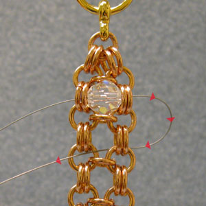 Step 12 - Channel Bracelet