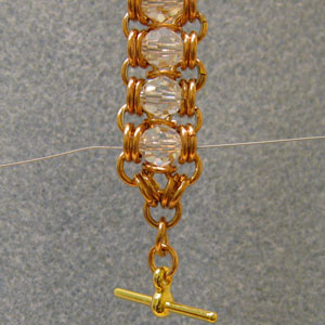 Step 18 Channel Bracelet