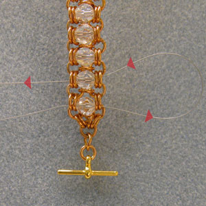 Step 19 Channel Bracelet