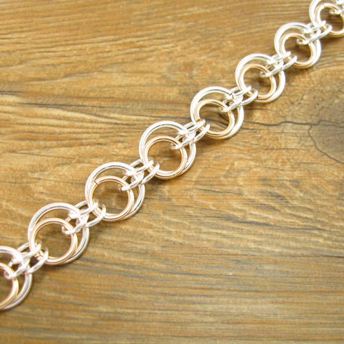 Eclipse Jump Ring Chain