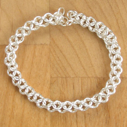 Open Round Jump Ring Chain Maille
