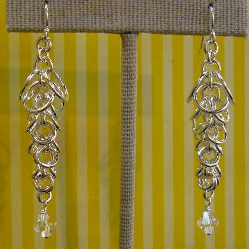 Cascade Earring Instructions